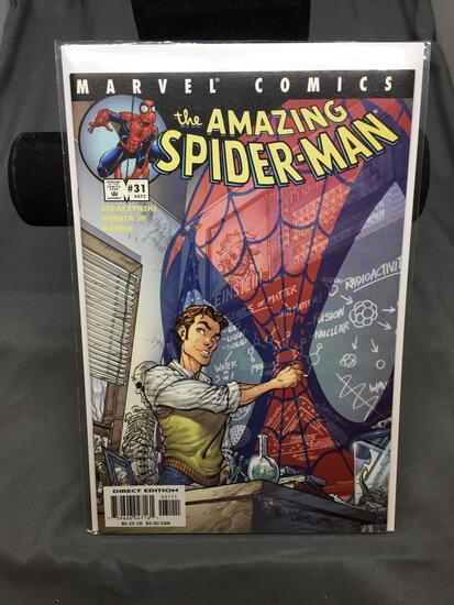 Marvel Comics, The Amazing Spider-Man #31(472)-Comic Book