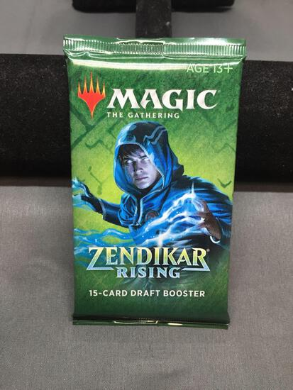 Factory Sealed Pack Magic the Gathering ZENDIKAR RISING 15 Card Booster Pack - BRAND NEW SET
