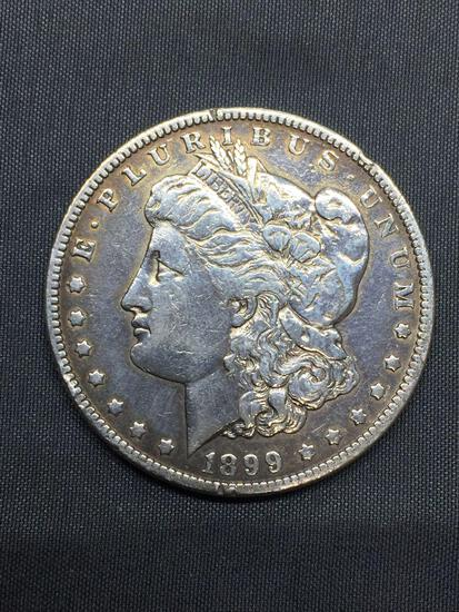 1899-O United States Morgan Silver Dollar - 90% Silver Coin