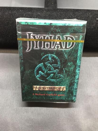 Rare Sealed JYHAD Starter Deck - Made By Wizards of the Coast - Very Rare Item