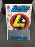 DC Comics, Legion Of Super-Heroes #12-Comic Book