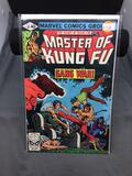 Marvel Comics, The Hands Of Shang-Chi Master Of Kung Fu #91-Comic Book