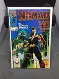 Marvel Comics, Nomad #1-Comic Book