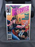 Marvel Comics, The Destroyer #3-Comic Book