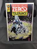 First Publishing, Zero Tolerance #4-Comic Book