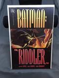 DC Comics, Batman: Run, Riddler, Run #1 of 3-Comic Book