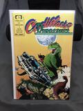 Epic Comics, Cadillacs And Dinosaurs #1-Comic Book