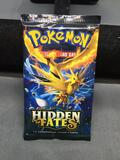 Factory Sealed Pokemon HIDDEN FATES 10 Card Booster Pack - HOT PRODUCT