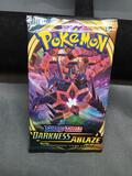 Factory Sealed Pokemon DARKNESS ABLAZE 10 Card Booster Pack
