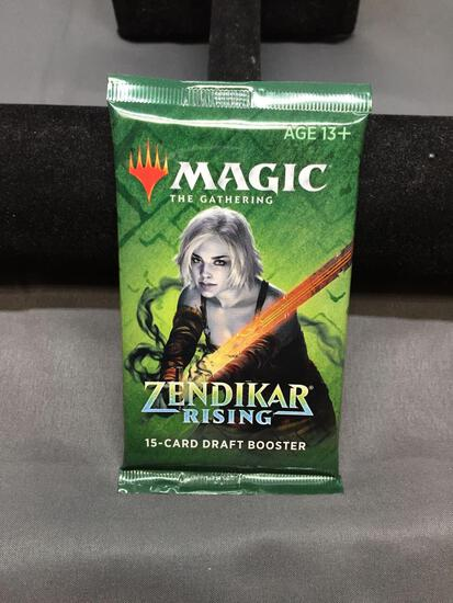 Factory Sealed Magic the Gathering ZENDIKAR RISING 15 Card Booster Pack