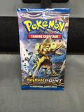 Factory Sealed Pokemon XY BREAKPOINT 10 Card Booster Pack