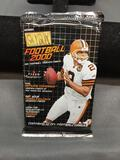 Factory Sealed 2000 Skybox Football 10 Card Hobby Pack - Tom Brady Rookie?