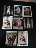 Basketball rc card lot of 8