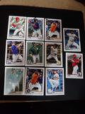 Sports rc card lot of 10