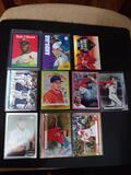 Sports card lot of 10