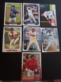Baseball rc lot of 7