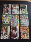 Baseball rc lot of 9
