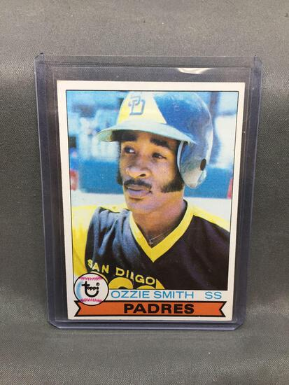 1979 Topps #116 OZZIE SMITH Cardinals Padres ROOKIE Baseball Card
