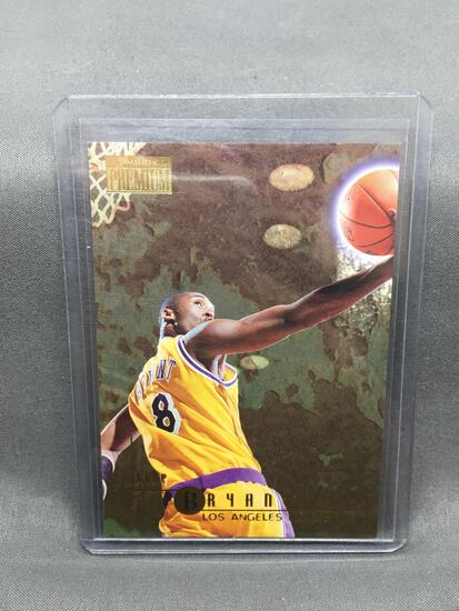 1996-97 Skybox Premium KOBE BRYANT Lakers ROOKIE Basketball Card