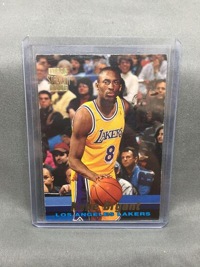 1996-97 Stadium Club Rookies KOBE BRYANT Lakers ROOKIE Basketball Card