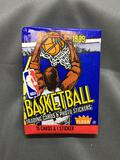Factory Sealed 1989-90 Fleer Basketball 15 Card & 1 Sticker Pack - Michael Jordan?