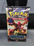 Factory Sealed Pokemon XY STEAM SIEGE 10 Card Booster Pack