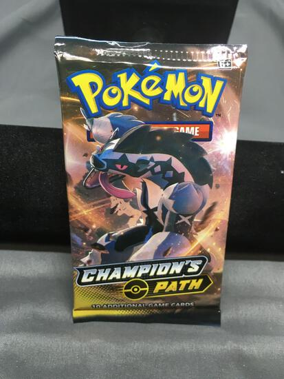 Factory Sealed Pokemon Champions Path 10 Trading Card Booster Pack - Charizard V/VMAX?