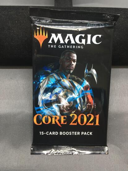 Factory Sealed Magic the Gathering CORE 2021 15 Card Booster Pack