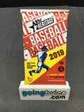 Factory Sealed 2019 Topps Heritage Baseball 9 Card Hobby Edition Pack - Fernando Tatis Jr. Rookie?