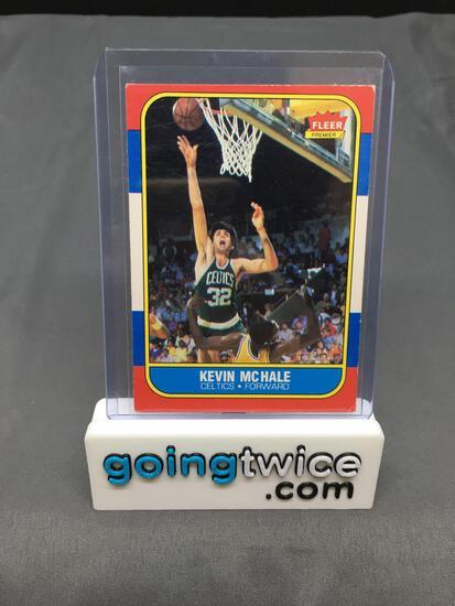 1986-87 Fleer #73 KEVIN MCHALE Celtics Vintage Basketball Card