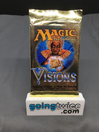 Factory Sealed Magic the Gathering VISIONS 15 Card Booster Pack