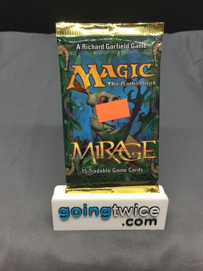 Factory Sealed Magic the Gathering MIRAGE 15 Card Booster Pack