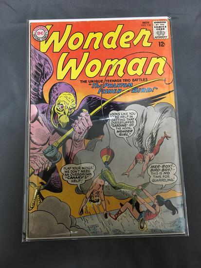 Vintage WONDER WOMAN #150 Comic Book from Estate Collection