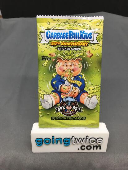 Factory Sealed 2020 Topps GARAGE PAIL KIDS 35th Anniversary 8 Card Pack