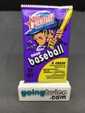 Factory Sealed 2020 Topps HERITAGE MINOR LEAGUE Baseball 8 Card Hobby Pack