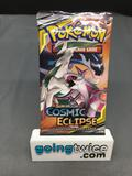 Factory Sealed Pokemon Sun & Moon COSMIC ECLIPSE 10 Card Booster Pack