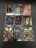 9 Card Lot of Basketball ROOKIE Cards - Newer Sets - Future Stars and More!
