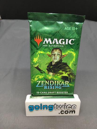 Factory Sealed Magic the Gathering ZENDIKAR RISING 15 Card Booster Pack