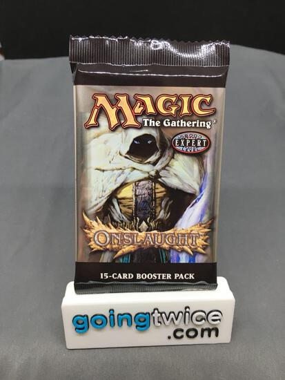 Factory Sealed Magic the Gathering ONSLAUGHT 15 Card Booster Pack