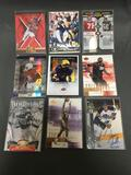 9 Card Lot of SERIAL NUMBERED Sports Cards from Huge Collection - Stars, Rookies & More!