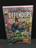 1976 Marvel Comics THE DEFENDERS Vol 1 #34 Bronze Age Comic Book from Estate Collection