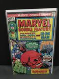 1976 Marvel Comics MARVEL DOUBLE FEATURE Vol 1 #14 Bronze Age Comic Book from Estate Collection
