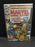 1976 Marvel Comics MARVEL DOUBLE FEATURE Vol 1 #17 Bronze Age Comic Book from Estate Collection
