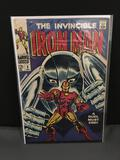 THE INVINCIBLE IRON MAN #8 Vintage Comic Book from Estate Collection