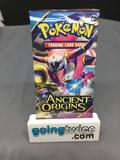 Factory Sealed Pokemon XY ANCIENT ORIGINS 10 Card Booster Pack