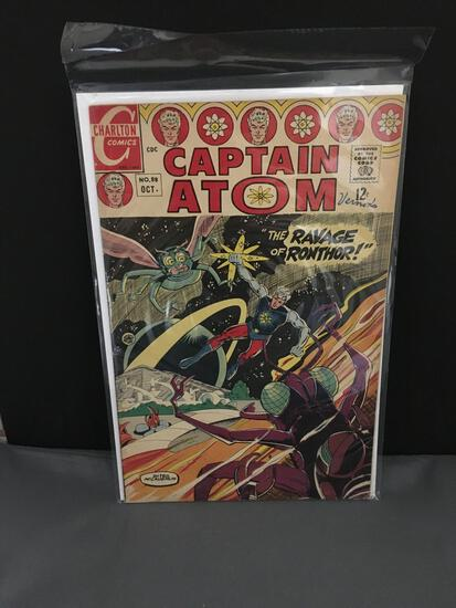 1967 Charlton Comics CAPTAIN ATOM #88 Silver Age Comic Book from Huge Estate Collection