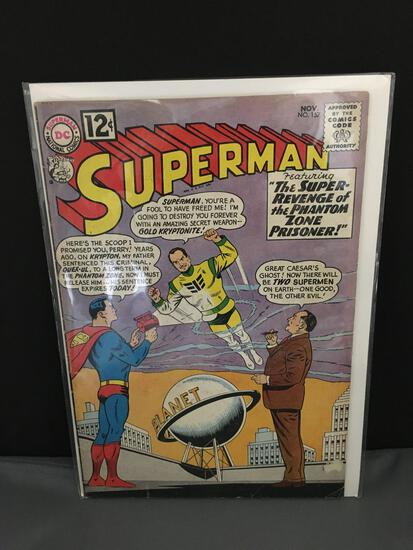 1962 DC Comics SUPERMAN Vol 1 #157 Silver Age Comic Book from Estate Collection