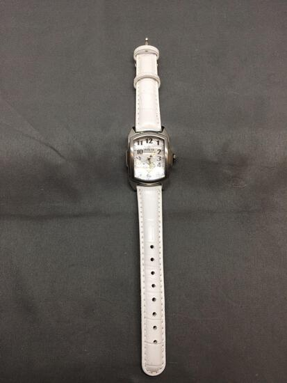 Invicta Designer Lupah Special Edition Trinite Rectangular 32x24mm Bezel Water Resistant Stainless