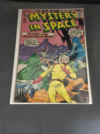 Vintage DC Comics MYSTERY IN SPACE #96 Silver Age Comic Book from Estate Collection