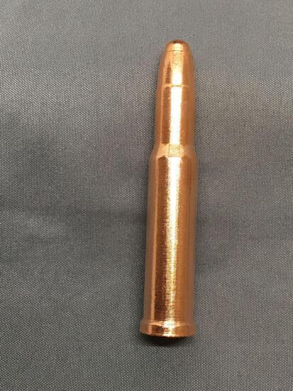.999 Fine Copper Bullet from Estate - Cool Find!